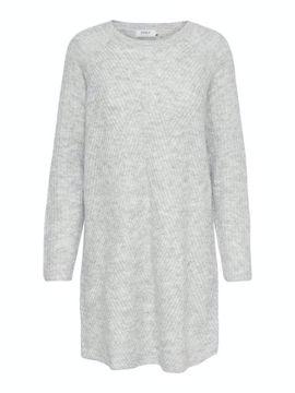 ONLCAROL L/S DRESS KNT