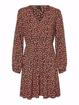 VMMILDA LS SHORT DRESS